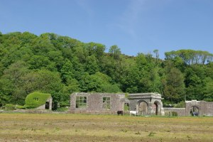Keil School Ruins, courtesy of Leslie Barrie